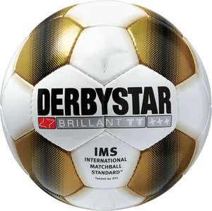 Derbystar Voetbal Brillant TT Gold