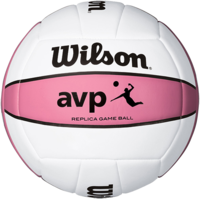 Wilson AVP Volleybal Wit/Roze