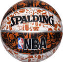 Spalding Basketbal NBA Graffiti OUTDOOR
