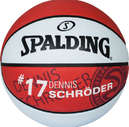 Spalding Basketballen Nba player d. schroeder sz.7 (83-395z)