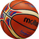 Molten Basketbal GL7X EURO Basket 2015